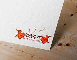 nº 170 pour Design a logo for a chicken and beer takeaway chain store par ngocphubq2007