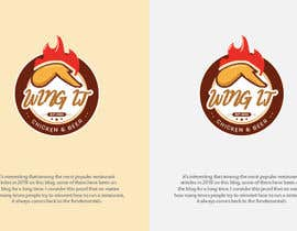 nº 280 pour Design a logo for a chicken and beer takeaway chain store par Mohammed0901