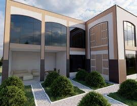 mohamadbesher tarafından Home front facade mockup - Indian or Eastern style but flexible için no 6