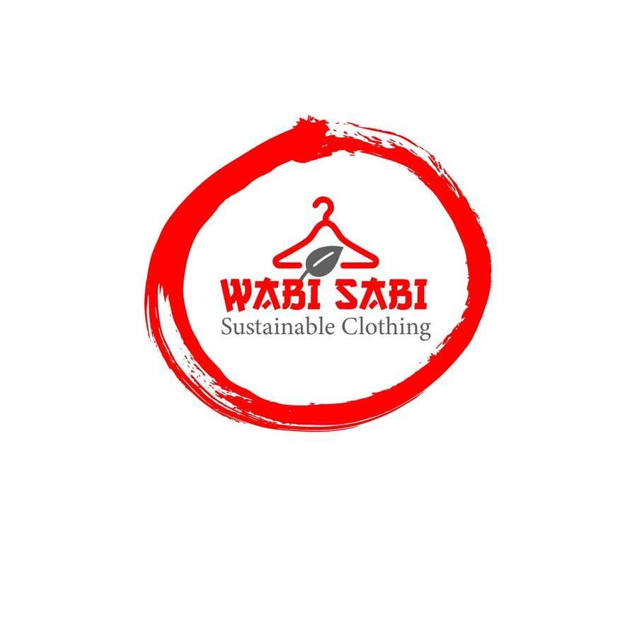 Bài tham dự cuộc thi #                                        360                                      cho                                         Logo for Wabi Sabi Clothing
