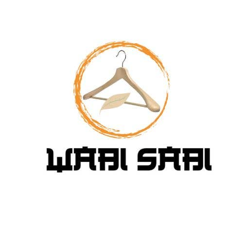 Inscrição nº                                         434                                      do Concurso para                                         Logo for Wabi Sabi Clothing