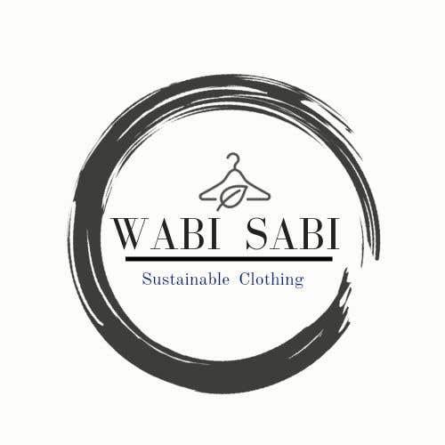 Bài tham dự cuộc thi #                                        354                                      cho                                         Logo for Wabi Sabi Clothing