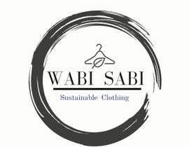 #354 para Logo for Wabi Sabi Clothing por Somiljaindps