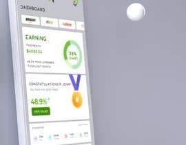 Nro 53 kilpailuun UI & UX Custom Design for App (Business Manager ERP System) käyttäjältä utkhan9
