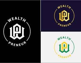 Nro 554 kilpailuun Wealthpreneur Logo and Branding käyttäjältä tamannatasnim025