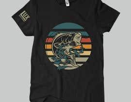 Nro 381 kilpailuun T-shirt Designs - Southern Outdoor Lifestyle Brand käyttäjältä Rheanza