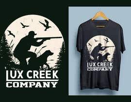 Nro 407 kilpailuun T-shirt Designs - Southern Outdoor Lifestyle Brand käyttäjältä yousum983218