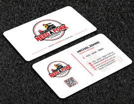 Nro 2031 kilpailuun Design me a business card käyttäjältä SadiaMuntaha