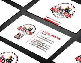 Nro 2429 kilpailuun Design me a business card käyttäjältä kailash1997