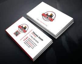 Nro 2255 kilpailuun Design me a business card käyttäjältä Sujon847