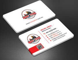 Nro 2428 kilpailuun Design me a business card käyttäjältä Sadikul2001