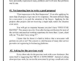 #12 para Your biggest struggle as a freelancer? por mhegde98057