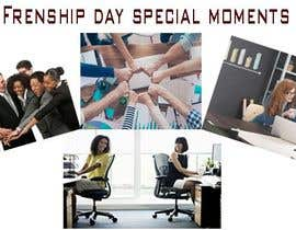 #6 for Friendship Day Office Environment Greeting Images by Amrammo