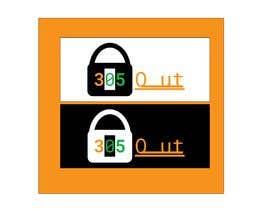 #182 for 305 LockOut - Logo Design af DwijBavisi