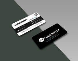 #974 for marcofitt business card by daniyalkhan619