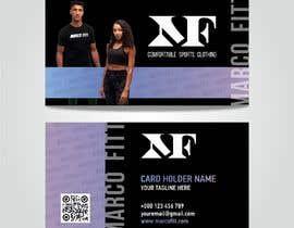 #990 for marcofitt business card by mmelnikova