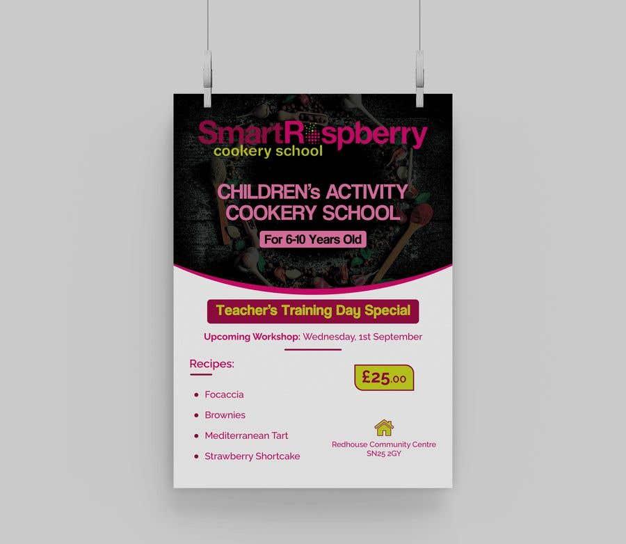 Penyertaan Peraduan #                                        106                                      untuk                                         Design a Flyer