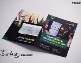 #34 for Need a brochure designer for an online education company af vidhiajees