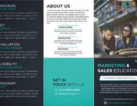 #13 for Need a brochure designer for an online education company af nazrul0179021