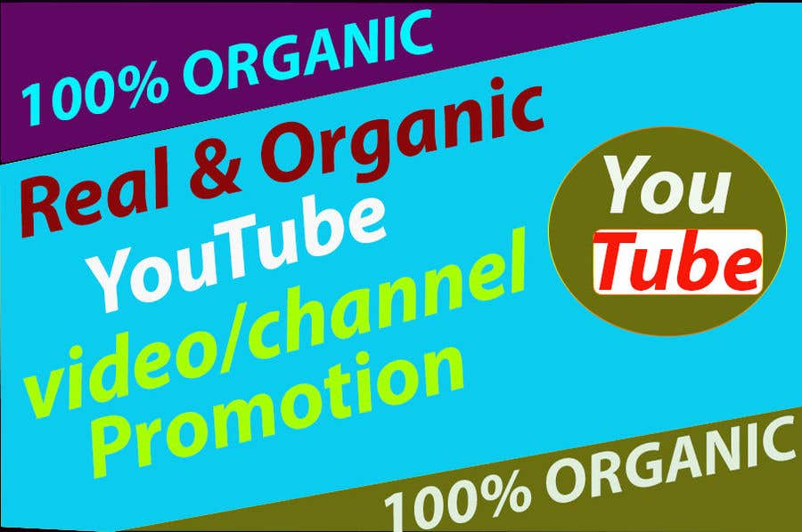 Contest Entry #                                        8                                      for                                         I want to rank my YouTube channel organically