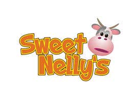 #54 for Design a Logo for Sweet Nellys by caezhart