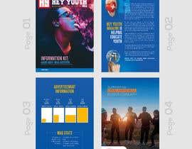 #33 for Logo & 4 page magazine af joby4john