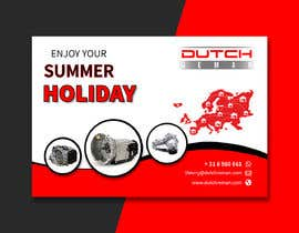 #136 cho Holiday greetings to our clients in Europe from Duitch Reman bởi moniruddin11994