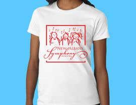 Nro 148 kilpailuun NEw Albany Symphony Chorus Tee shirt Design. käyttäjältä LeonardoGhagra