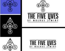 #303 cho Logo Designed for The Five Lives of Magnus Jiminy bởi MdAsaduzzaman101