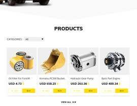 Nro 16 kilpailuun website layout and guideline käyttäjältä projectzenic