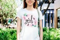 Graphic Design Inscrição do Concurso Nº178 para TShirt Design - Girl Gang