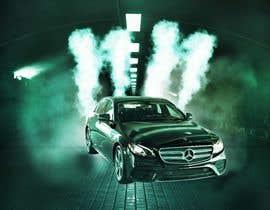 #73 cho I want colored smoke on the car photoshopped bởi Ratul5500