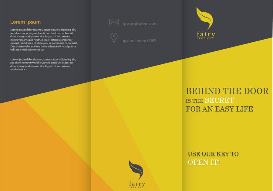 Inscrição nº                                         14                                      do Concurso para                                         design logo and brochure
