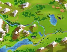 #10 cho Maps for global adventure bởi drawforyou
