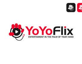#95 cho Design a Logo for yoyoflix bởi cbertti