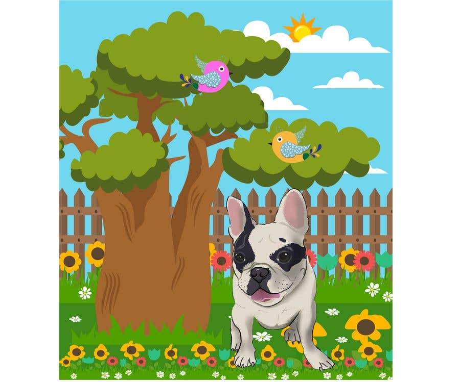 Bài tham dự cuộc thi #                                        74                                      cho                                         Children's Book - Illustrator Needed