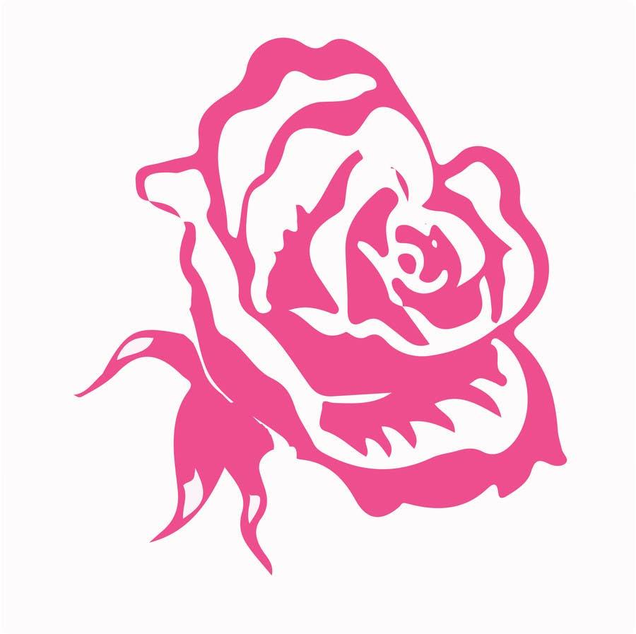 Inscrição nº 26 do Concurso para Large Rose Image similar to the one shown