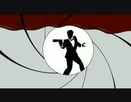 #4 for James Bond Intro - Video by mrspy006