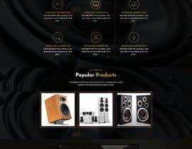 nº 20 pour Website Design and Creation par mnislamsaju2