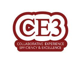 #24 for Design a Logo with letters CE3 af agaricidani