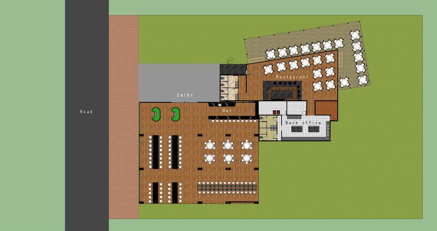 Konkurrenceindlæg #                                        31                                      for                                         Casino Floor Plan and concept design