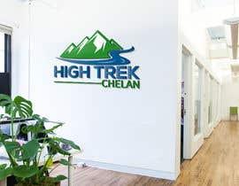 Nro 416 kilpailuun High Trek Chelan Logo käyttäjältä nabilahanzoom