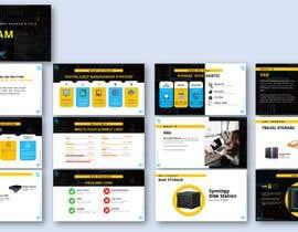 Nro 38 kilpailuun Redesign a Keynote / Powerpoint Presentation käyttäjältä rangga28