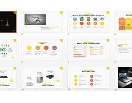 Nro 1 kilpailuun Redesign a Keynote / Powerpoint Presentation käyttäjältä shoaibkhanRS