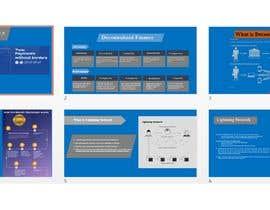 Nro 34 kilpailuun Redesign a Keynote / Powerpoint Presentation käyttäjältä shoaibkhanRS