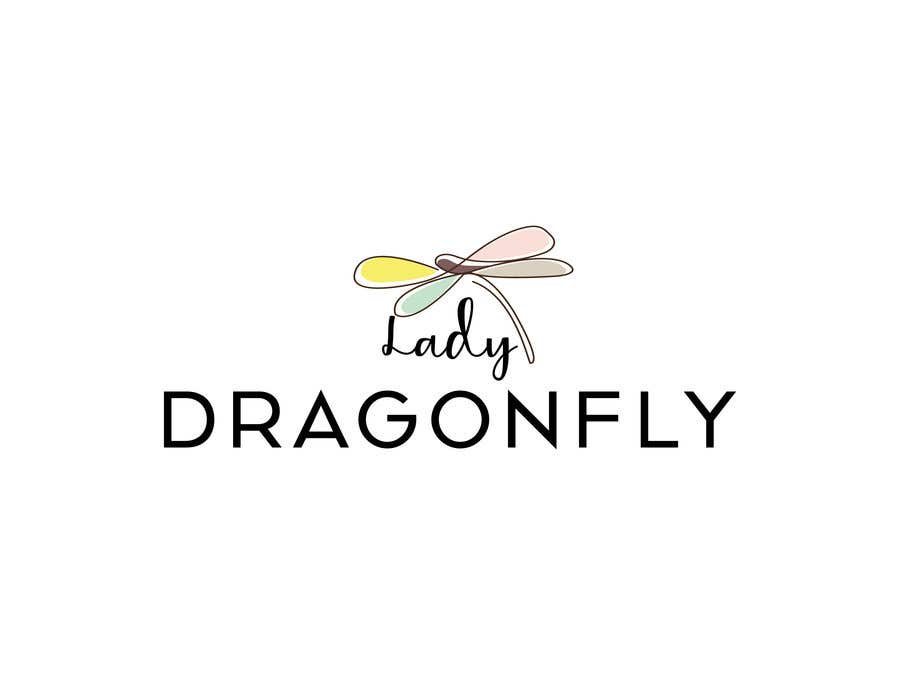 Proposition n°                                        61                                      du concours                                         Logo - simple Dragonfly cafe