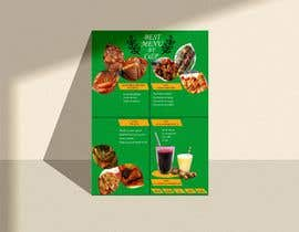#63 for I need a nice menu and logo design for a little African Restaurant by masudrana48888
