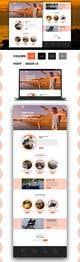 Миниатюра конкурсной заявки №                                                110                                              для                                                 Website redesign