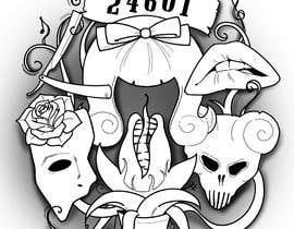 #16 untuk Neo Traditional, Musical Themed Tattoo oleh nikkehym