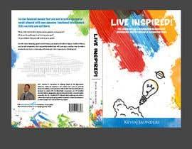 #114 untuk Book Cover Design - Live Inspired! oleh zeddcomputers